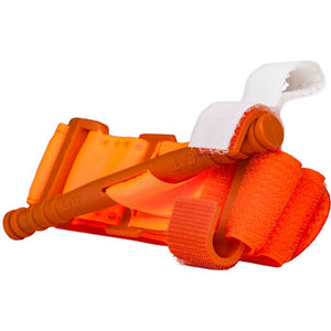 North American Rescue Combat Application Tourniquet (C-A-T or CAT) rescue orange is perfect for first responders, fire, ems, emt and police swat / patrol officer