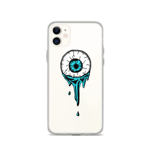 Melting Eye iPhone Case