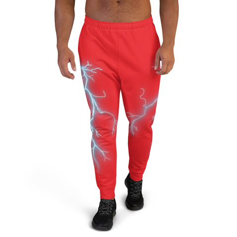 Red WR3CKL3SS Joggers