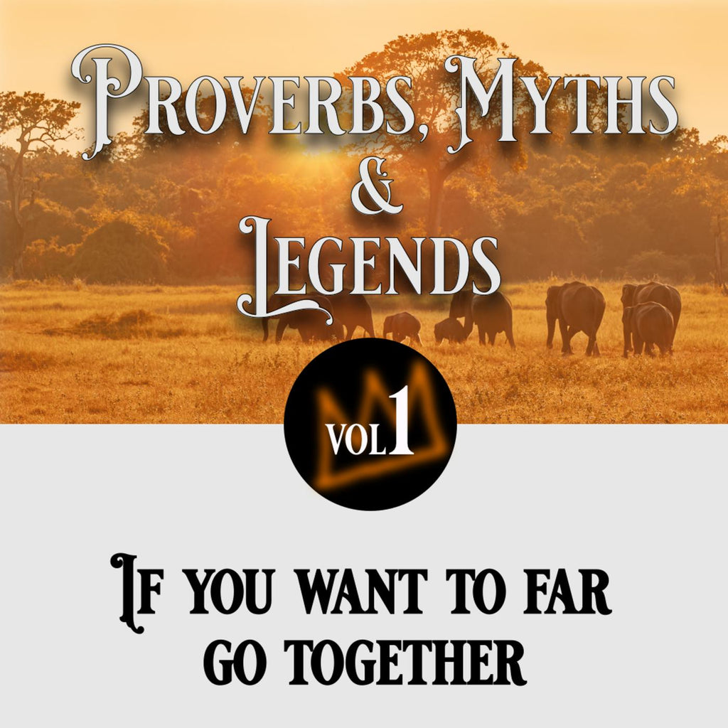 Episode 27:African proverbs, myths and legends.