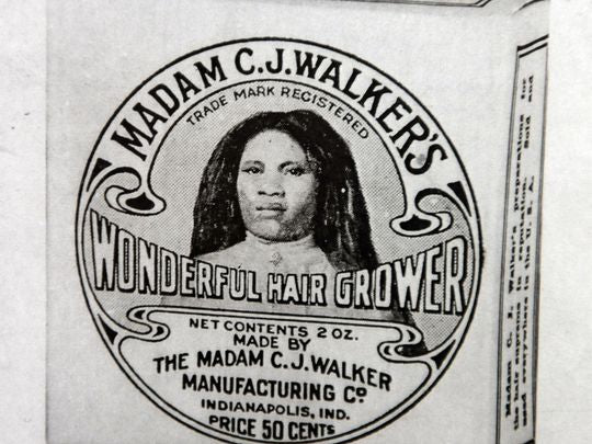 Madam CJ Walker product