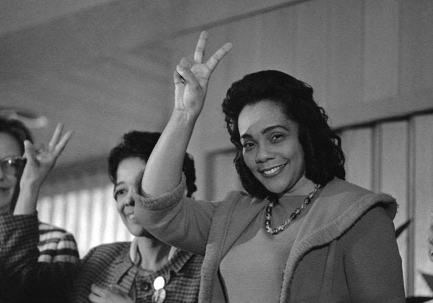 Image of Coretta Scott King