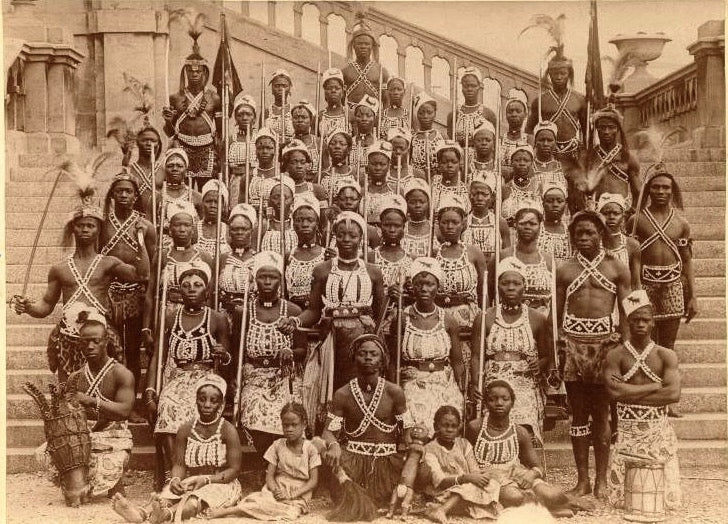The Dahomey Amazons – The most feared women in history
