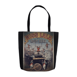 Miss Lala - Troupe Kaira Tote Bag