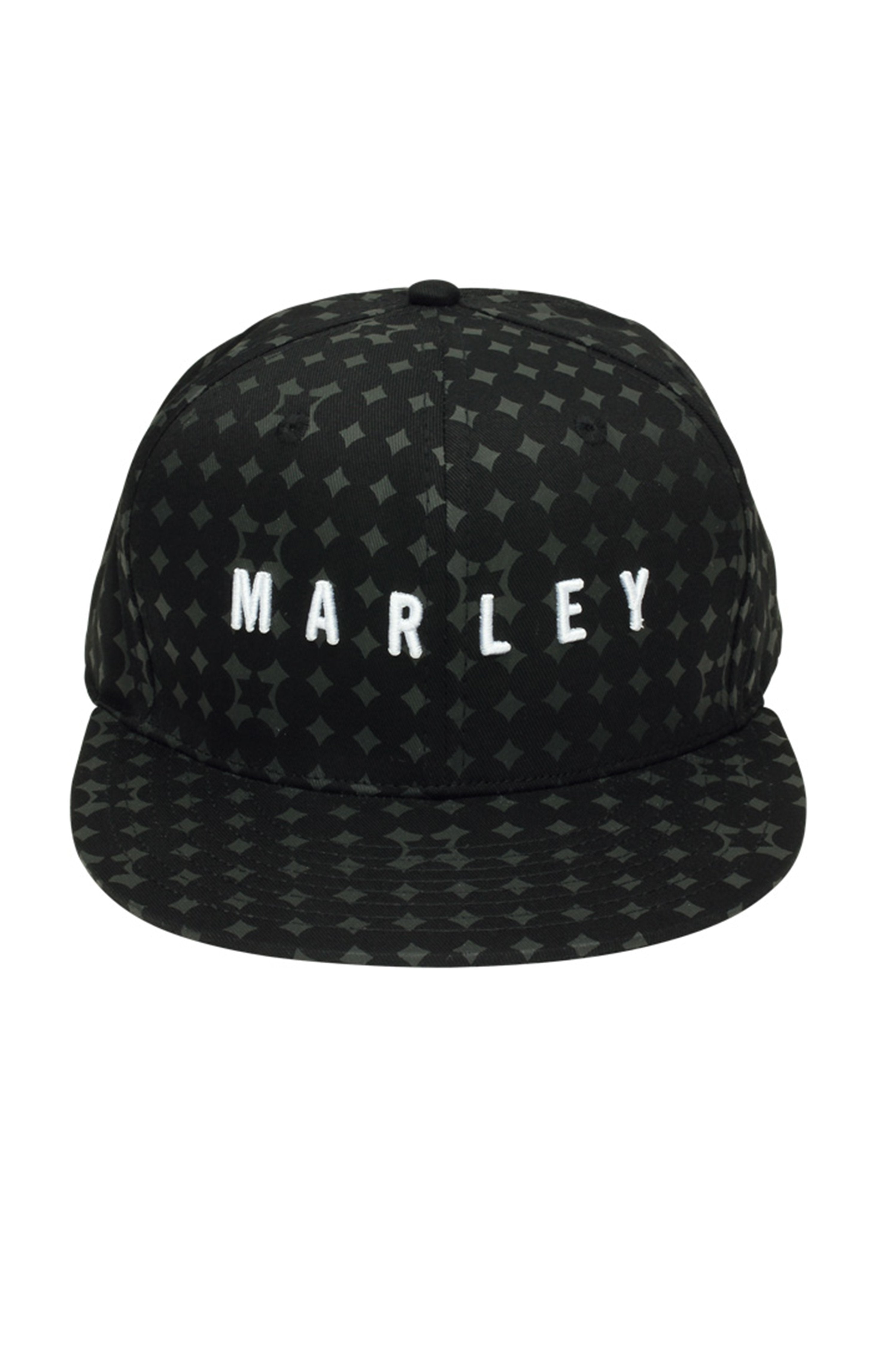 Marley Apparel Embroidered Logo Hat