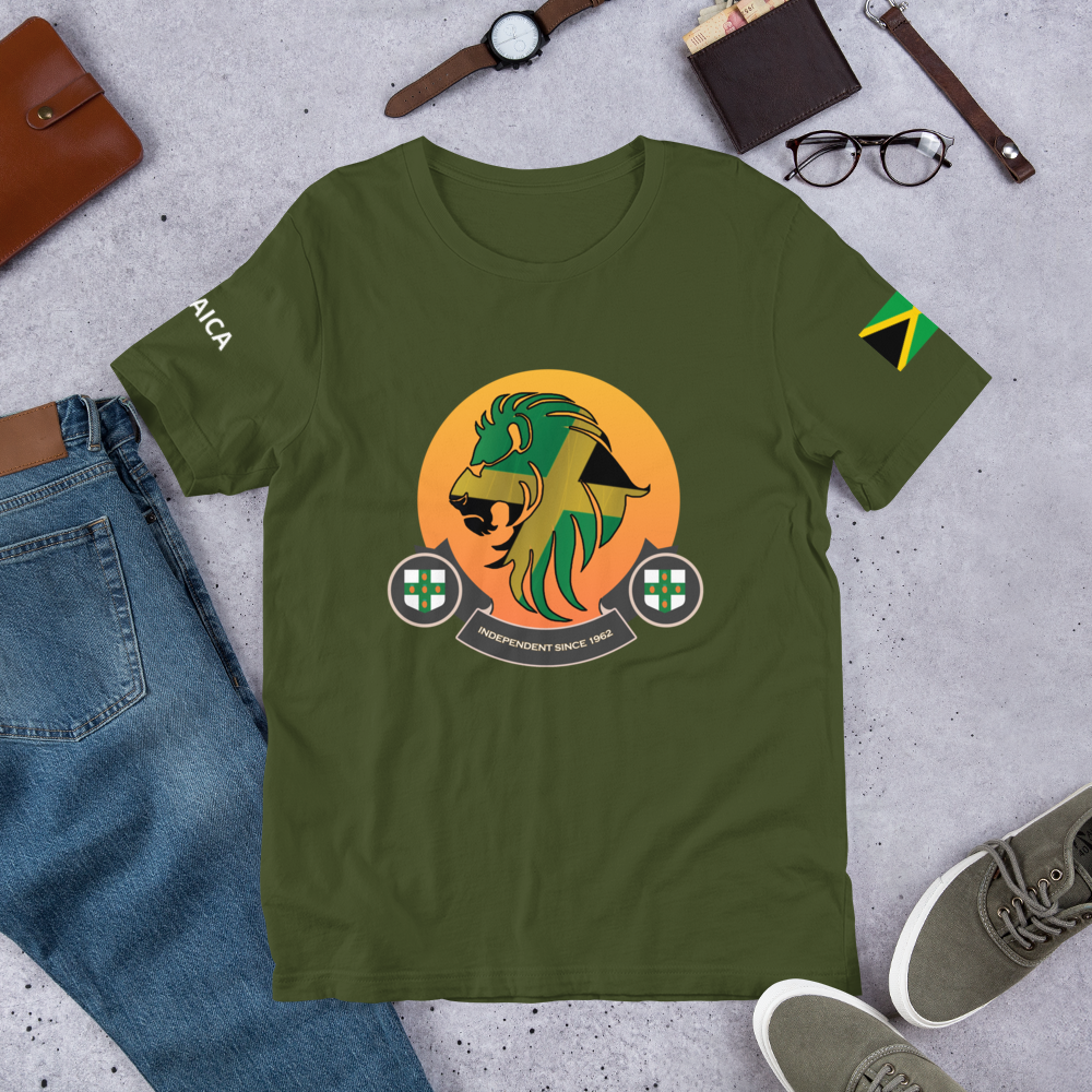 Jamaica Independence day - Unisex T-Shirt