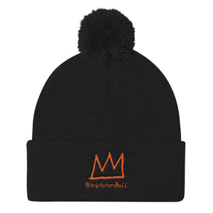 Black History Buff - Pom Pom Knit Cap