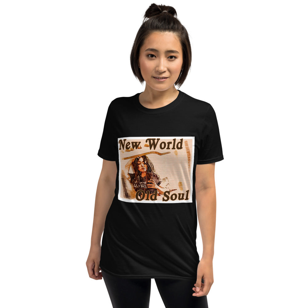 Girl out of time T-Shirt