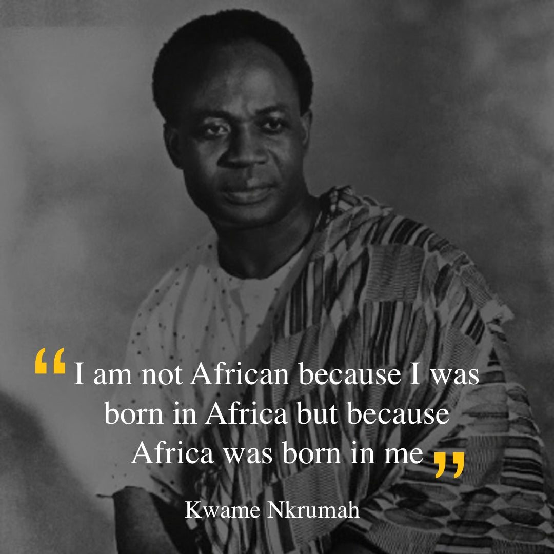 Kwame Nkrumah quote