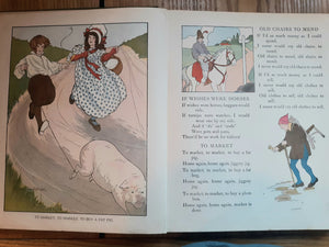 The Real Mother Goose- Illustrated Nursery Rhymes from 1916