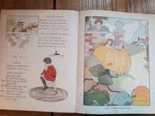 Load image into Gallery viewer, The Real Mother Goose- Illustrated Nursery Rhymes from 1916