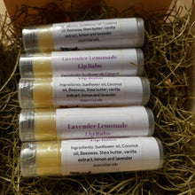 Load image into Gallery viewer, Lavender Lemonade Lip Balm