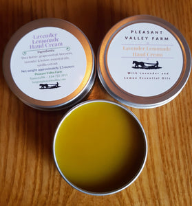 Lavender Lemonade All-natural Hand Cream