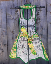 Load image into Gallery viewer, Sweet Corn by the Bushel Full Apron. Made from a Vintage 1940's Retro Pattern!