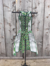 Load image into Gallery viewer, Lucky Shamrocks Full Apron