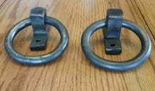 "Load image into Gallery viewer, Set of 2 Custom 5"" Ring Handles"