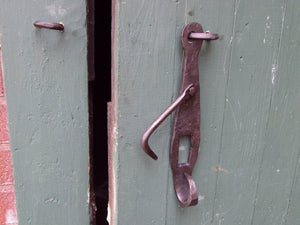 Hand Forged Gate or Door Latch