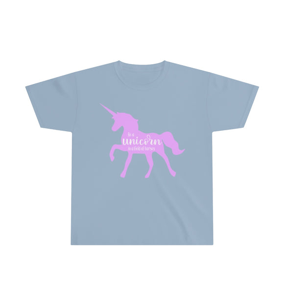 Youth Ultra Cotton Tee Unicorn