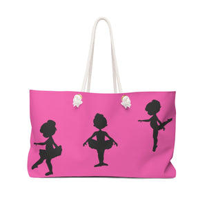 Weekender Bag Little Ballerina Doll