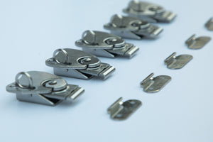 Rotary Latch and Strike Plate Stainless Steel