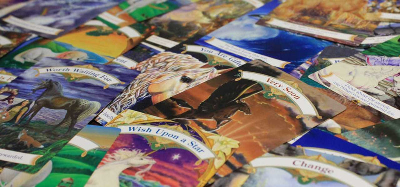 How To Do Your First Oracle Card Reading
