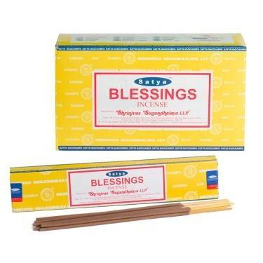 Blessings - Satya Nag Champa Incense Sticks