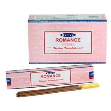 Romance - Satya Nag Champa Incense Sticks