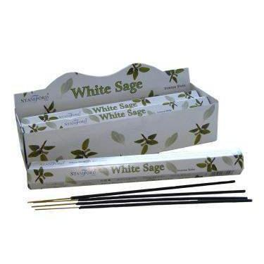 White Sage - Stamford Incense Sticks