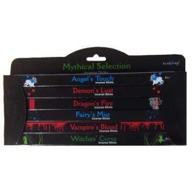 Stamford Black Mythical Incense Pack
