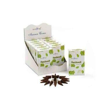 Patchouli - Stamford Incense Cones
