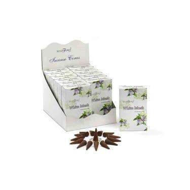 White Musk - Stamford Incense Cones