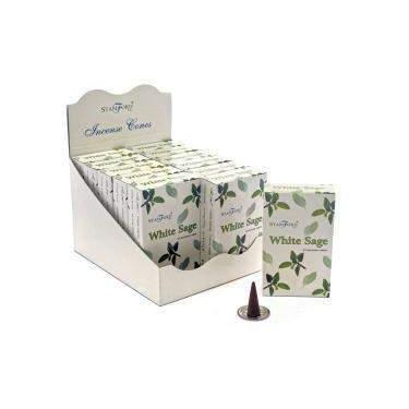 White Sage - Stamford Incense Cones