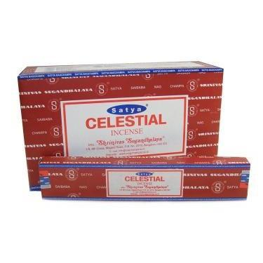 Celestial - Satya Nag Champa Incense Sticks