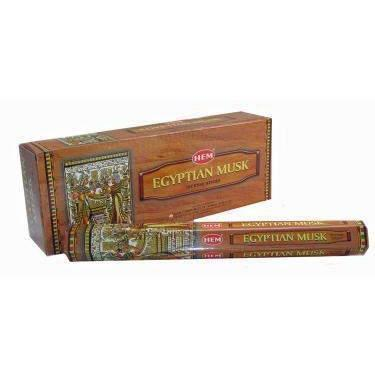 Egyptian Musk - Hem Incense Sticks