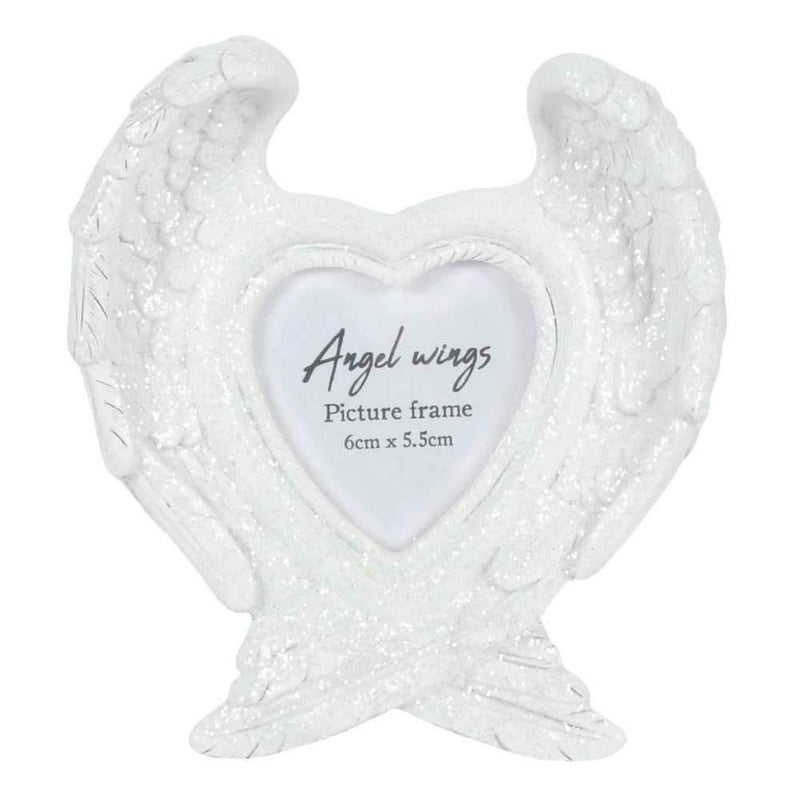 Angel Wing Photo Frame
