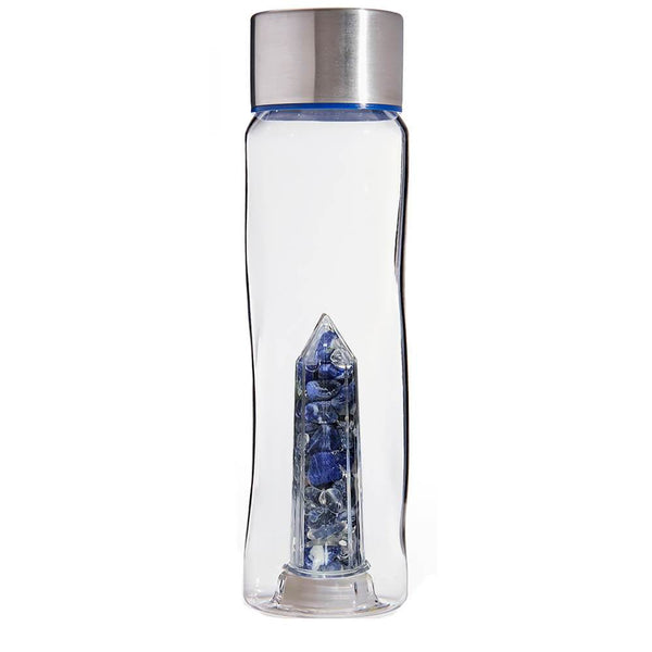 Bewater Awareness - Sodalite and Rock Crystal