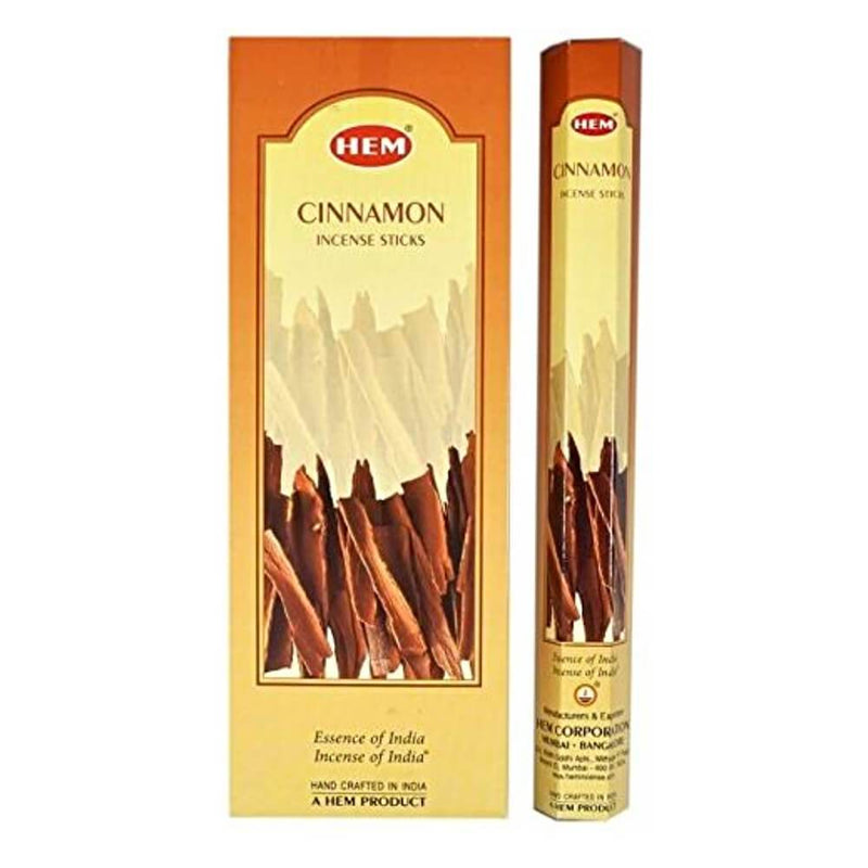 Hem Cinnamon Incense Sticks