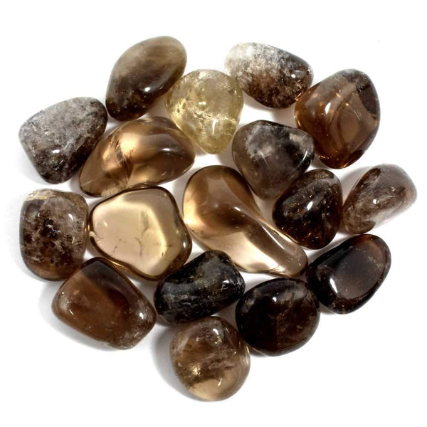 Smokey Quartz Polished Tumblestone Healing Crystals
