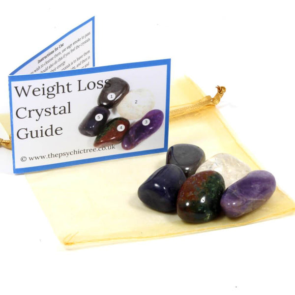 Weight Loss Healing Crystal Pack