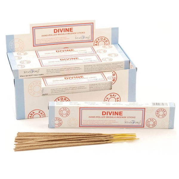 Divine Masala - Stamford Incense Sticks