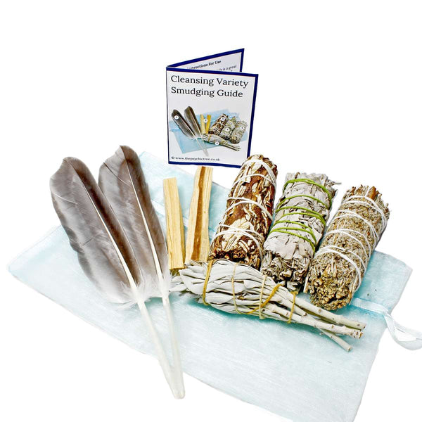Cleansing Variety Smudge Pack