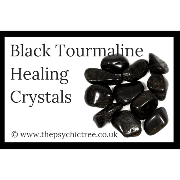 Black Tourmaline Guide Book