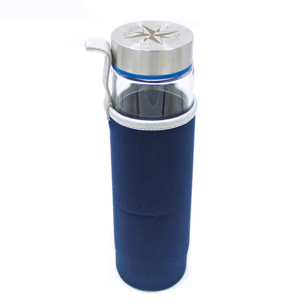 Water Bottle Cover - Navy