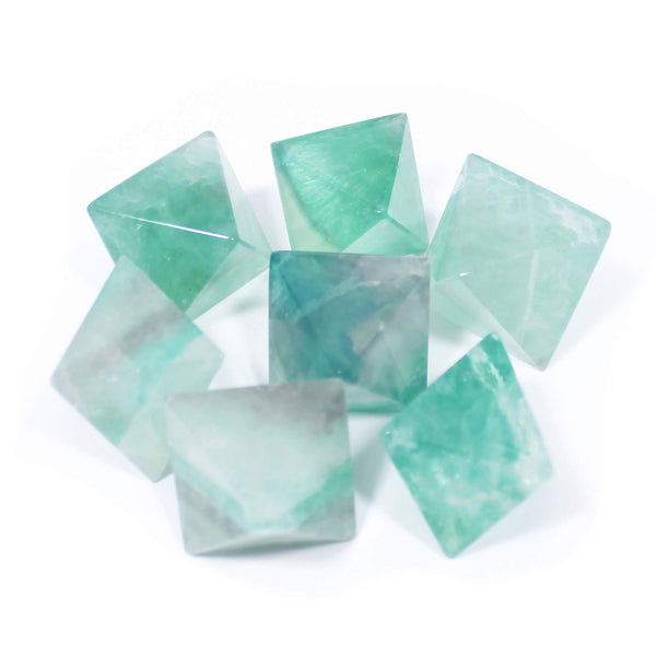 Fluorite Rough Crystals - Ocathedral