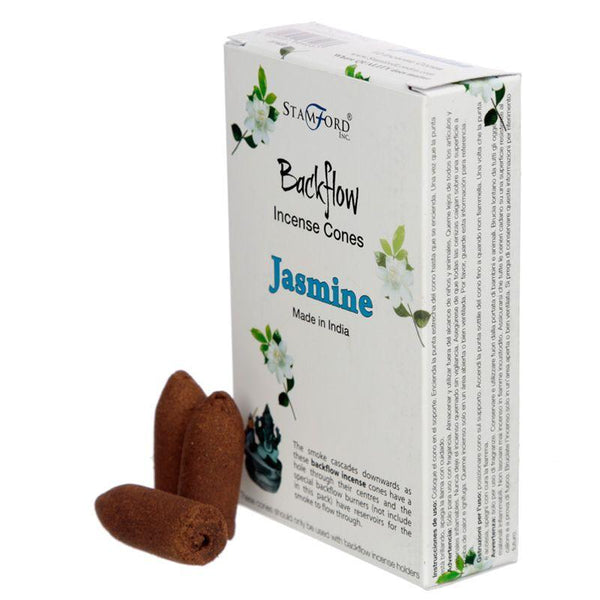 Jasmine - Stamford Backflow Incense Cones