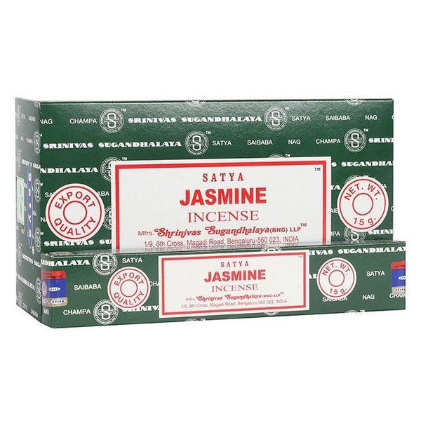 Jasmine - Satya Incense Sticks