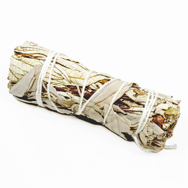 Californian White Sage & Yerba Smudge Stick