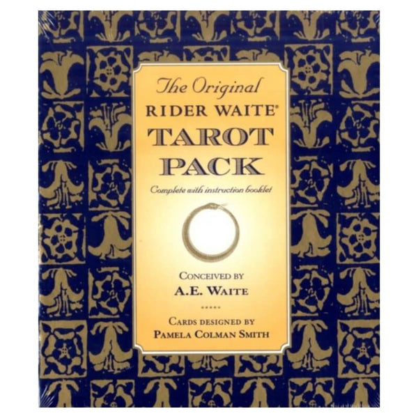 The Original Rider Waite Tarot Pack by Arthur Edward Waite