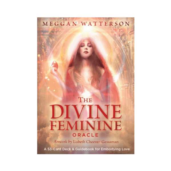 The Divine Feminine Oracle Deck by Meggan Watterson