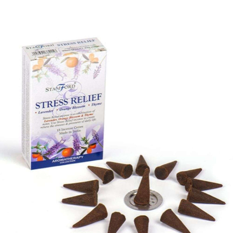 Stress Relief - Stamford Incense Cones